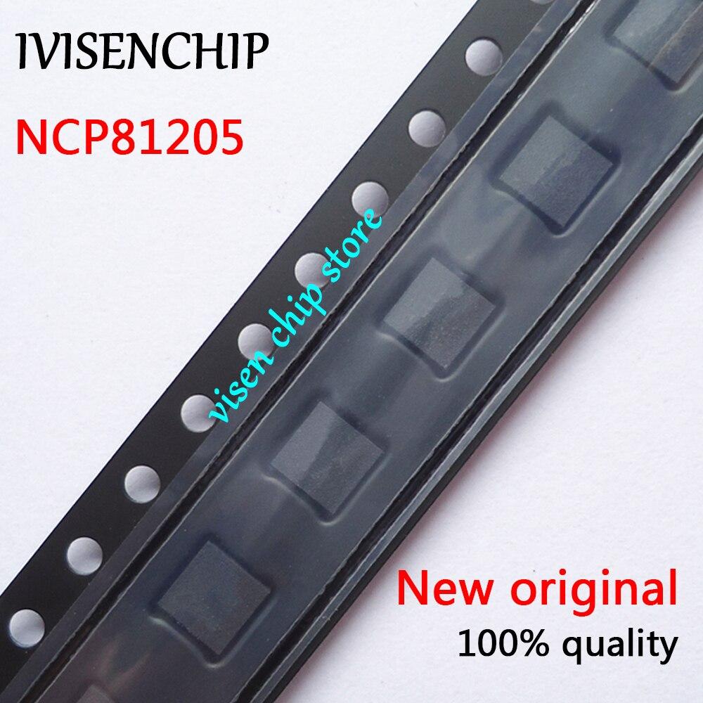 2pcs NCP81205MNTXG NCP81205 PCP81205 QFN-52