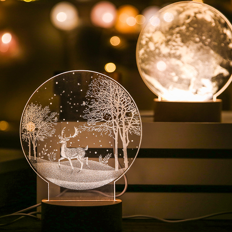 Miz Kerstcadeau Creatieve Verjaardagscadeau Bureau Accessoire voor ...