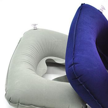 Gorący dmuchane w kształcie litery U poduszka podróżna szyi przód samochodu dmuchana poduszka do wypoczynku dla poduszka na szyję podróżna dmuchana poduszka do wypoczynku poduszka pod kark tanie i dobre opinie Vitorhytech CN (pochodzenie) Podróży 100tc Stałe Other Nadmuchiwane NECK quality JJ3526 0-0 5 kg Inflatable air cushion