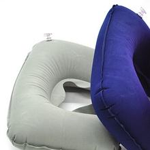 Gorący dmuchane w kształcie litery U poduszka podróżna szyi przód samochodu dmuchana poduszka do wypoczynku dla poduszka na szyję podróżna dmuchana poduszka do wypoczynku poduszka pod kark tanie tanio Vitorhytech CN (pochodzenie) Podróży 100tc Stałe Other Nadmuchiwane NECK quality JJ3526 0-0 5 kg Inflatable air cushion