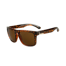 Men's Stylish Sunglasses with Colorful Lenses and Frame