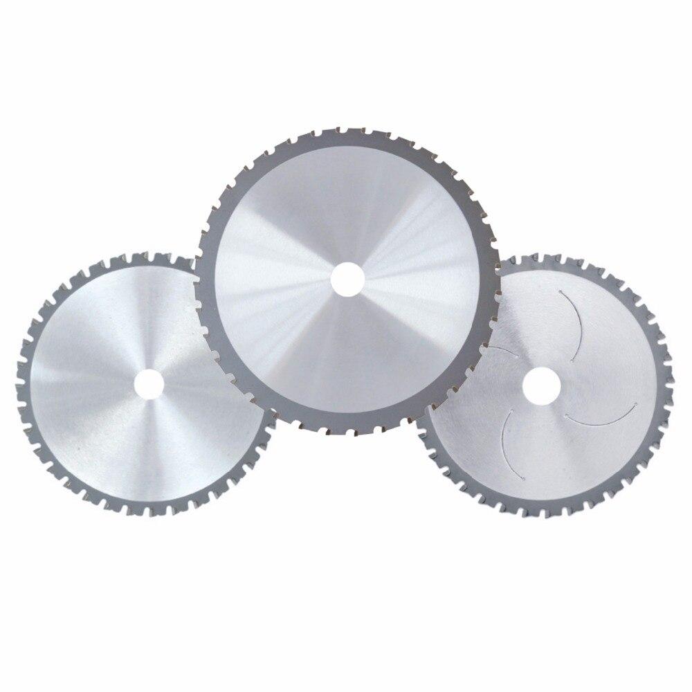 Lame de scie circulaire TCT pour la coupe de métal à grande vitesse