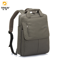 YINUO 13 14Laptop Backpack,Premium Water resistant Business College Carrying Laptop Messenger Bag With Handle & Shoulder Strap