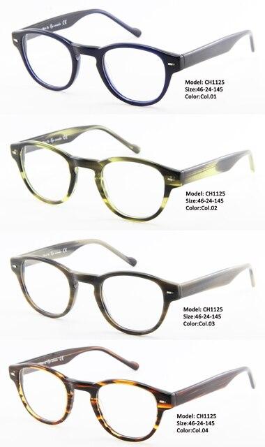 cddfb5dd1f1 Eye wonder Men s Vintage Actate Eyewear Glasses Frames-in Eyewear ...