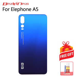 Image 5 - BingYeNing New Original Elephone A5 battery case Protective Battery Case Back Cover For 6.18 inch Elephone A5 Phone