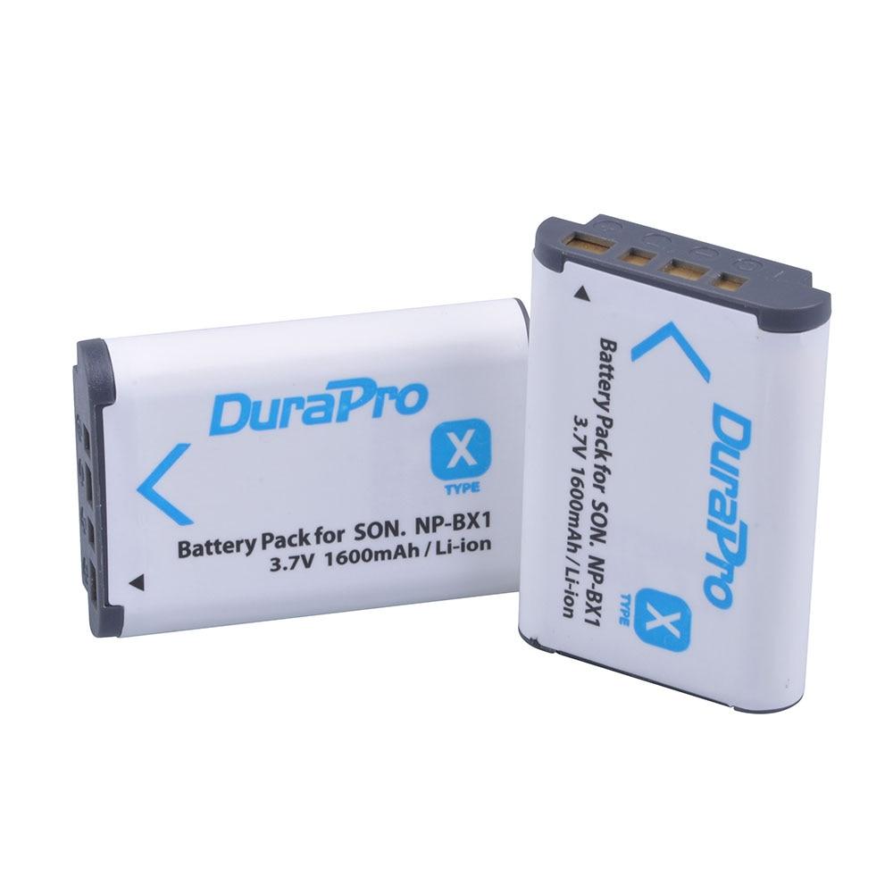 2pc NP-BX1 NP BX1 NPBX1 Battery + LED 3 Port USB Charger For SONY DSC RX1 RX100 RX100iii M3 M2 WX300 HX300 HX400 HX50 HX60 GWP88 - ANKUX Tech Co., Ltd