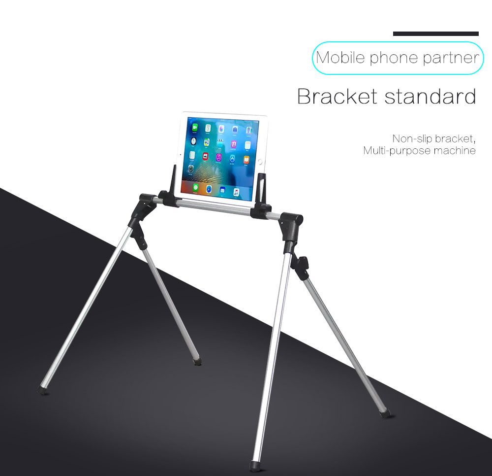 Portefeuille Tablet Mount Holder Floor Desk Sofa Bed Stand For iPad Pro 12.9 10.5 mini 4 2 Xiaomi mi Pad 4 3 Soporte Accessories (1)