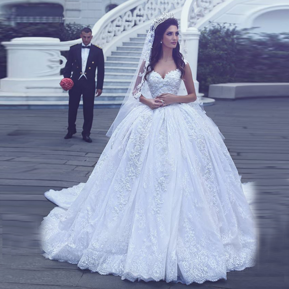 Aliexpress.com : Buy Luxury Princess Wedding Dress With