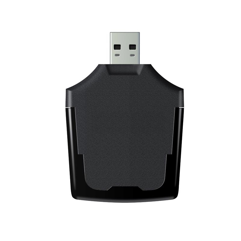 XQD 2.0 card reader USB3.0 high speed use for Sony G M series and LEXAR 2933X 1400X XQD cards