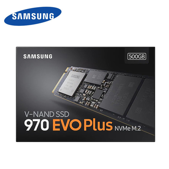 Samsung SSD 970 EVO Plus M.2 Internal Solid State Disk 250G HDD 500G SSD 1TB M2 HDD Laptop Hard Drive 970 EVO+ Solid State Drive