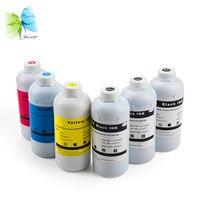 Winnerjet 500ml/flasche Auf Wasserbasis Pigment Tinte Refill Für Canon PFI107 PFI-107 IPF680 685 670 770 780 785