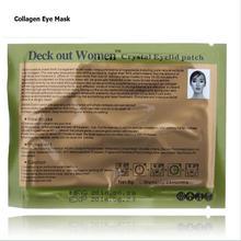 200pcs Collagen Anti Wrinkle Eye Mask
