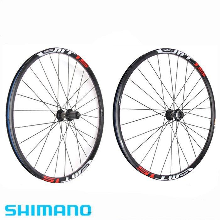 SHIMANO MT15 bicycle disc brake wheels 26/27.5/29inch MTB mountain bike wheelset