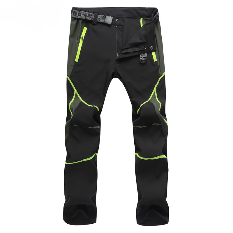 Outdoor Men Women Quick-drying Pants Sports Man Hunting Pants MountainClimbing pantalones Quick Dry Waterproof Windproof Pants цена