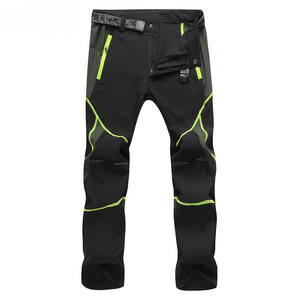 Image 1 - Outdoor Men Women Quick drying Pants Sports Man Hunting Pants MountainClimbing pantalones Quick Dry Waterproof Windproof Pants