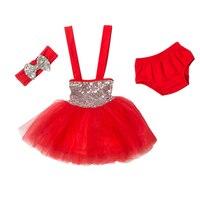 Платья для маленьких девочек одежда наборы Летний кружева жилет и юбка-пачка наряд Одежда для детей платье для девочек детская одежда костю...