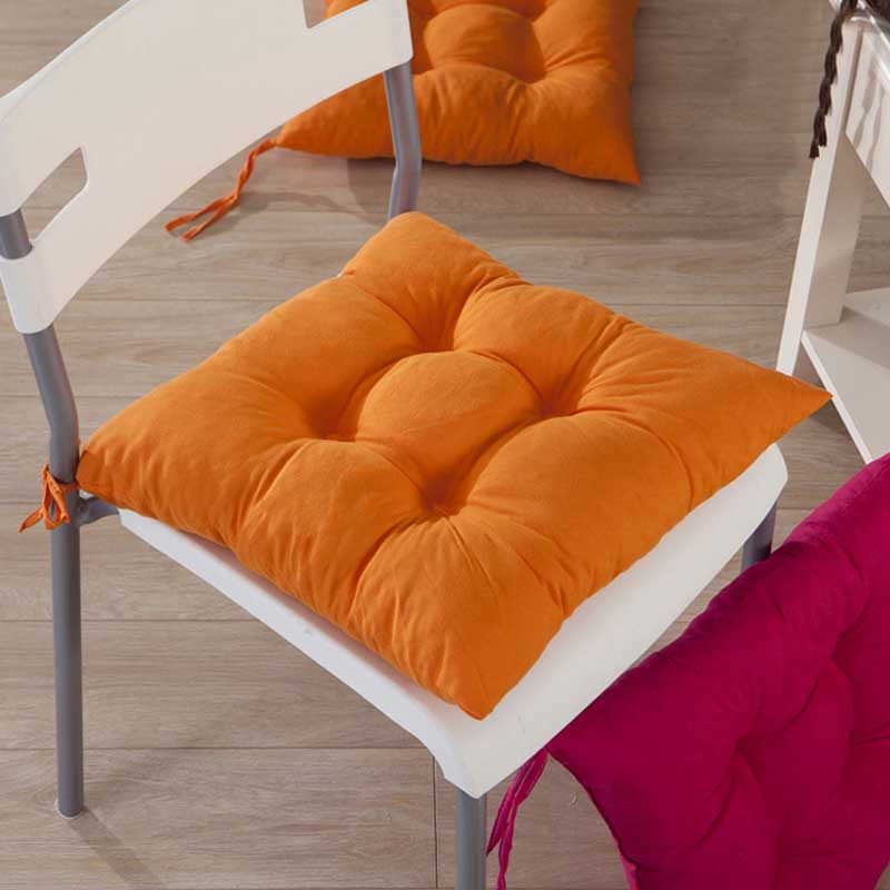 2016 Indoor Garden Patio Home Kitchen Office Chair Pads Seat Mat Pads Cushion comfortable soft item on sale