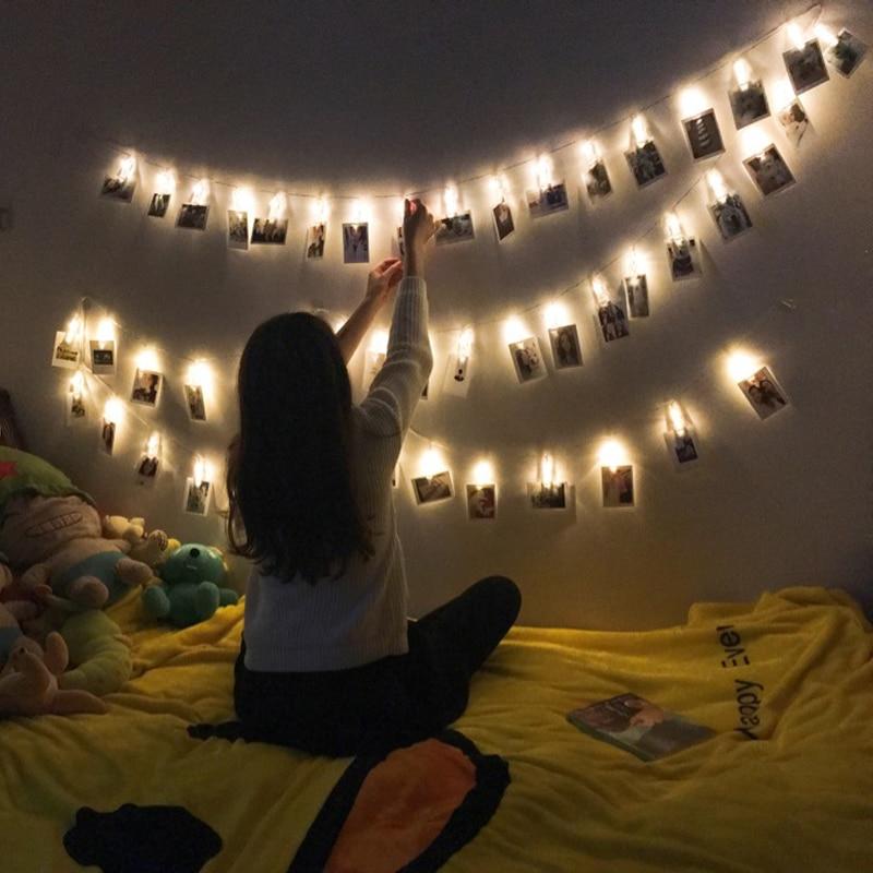 Luz Conduzida da Corda do natal de ano novo Base : Cunha