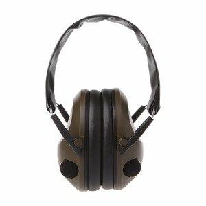 Image 4 - הגנת מופס אוזן אלקטרונית נגד רעש ציד ירי ספורט טקטי