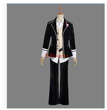 Cosplay Costume DIABOLIK LOVERS Sakamaki Ayato New in Stock Retail  Wholesale Halloween Christmas Party Uniform