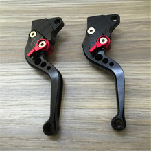 For Yamaha motorcycle accessories modified for Fuk Hi brake handle fast Eagle hand lever adjustable horn