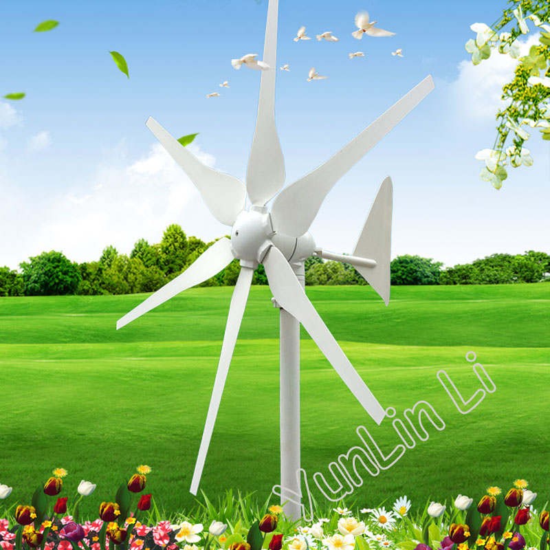12V/24V Wind Turbine High Quality Wind Generator with Full Power DC/AC Windmill newarrival dc 12v dc generator 10w micro hydro water turbine generator water 10w 12v cp353