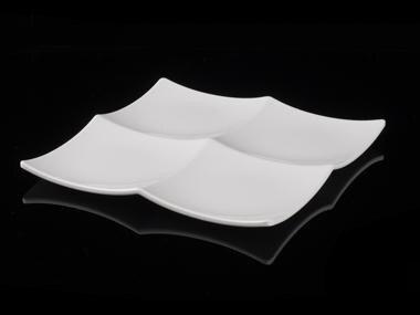 imitation porcelain melamine dinnerware dinner plate 10 inch square dish western restaurant dessert dish a5 melamine - Square Dinner Plates