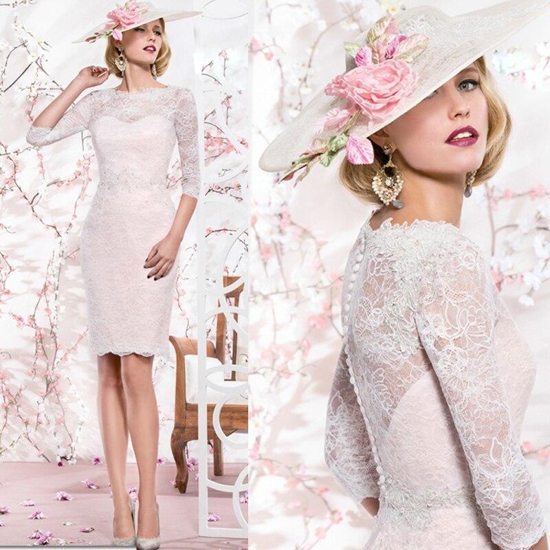 mode sexy spitze mantel mini applique braut mutter kleider hochzeiten frauen formale kleid. Black Bedroom Furniture Sets. Home Design Ideas