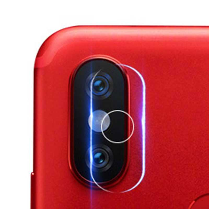 מצלמה עדשת מזג זכוכית עבור שיאו mi mi 8 SE לחקור 6 A1 A2 5X 6X אדום mi 6 פרו הערה 5 פרו הגלובלי S2 Y2 mi x 2S מגן סרט