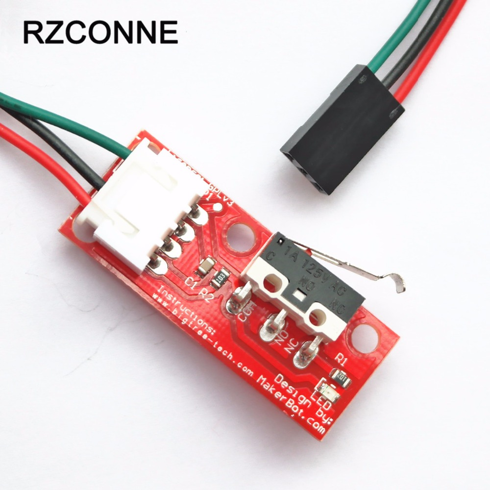 10pcs End Stop Endstop Limit Switch Module Ramps 14 For Cnc 3d Bolcom How To Create Printed Circuit Board Pcb Simple Printer Free Shipping In Parts Accessories From Computer Office On