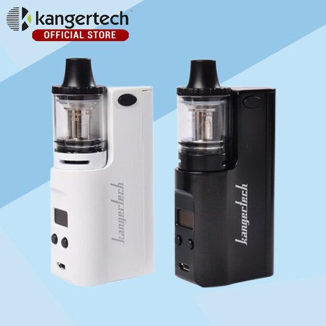 Kangertech juppi 75 Вт tc starter kit box mod жидкостью vape танк поддержки ni/ti/ss316 провода с 3 мл распылитель kanger электронная сигарета