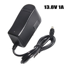 Chargeur de batterie au Lithium 13.8V 12.8V 1A chargeur de batterie au plomb acide 13.8V 1A chargeur de polymère cc 5.5*2.1 MM