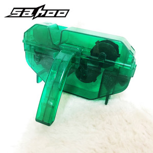 Image 5 - SAHOO Bicycle Chain Cleaner Tools Kit Cycling Road Mountain Bike MTB Cleaning Brushes Wash Scrubber Accessories