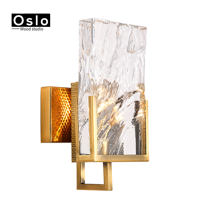 Crystal Wall Sconce Modern Wall light Indoor Decorative ...