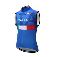 2018 Yeni Erkek Yaz Takım Varış Bisiklet Forması Hızlı Kuru Giysiler Italya Bisiklet Yelek Summervest Şort Jel Yastıklı Kısa Kollu tops|cycling vest|vest cyclingbike vest -