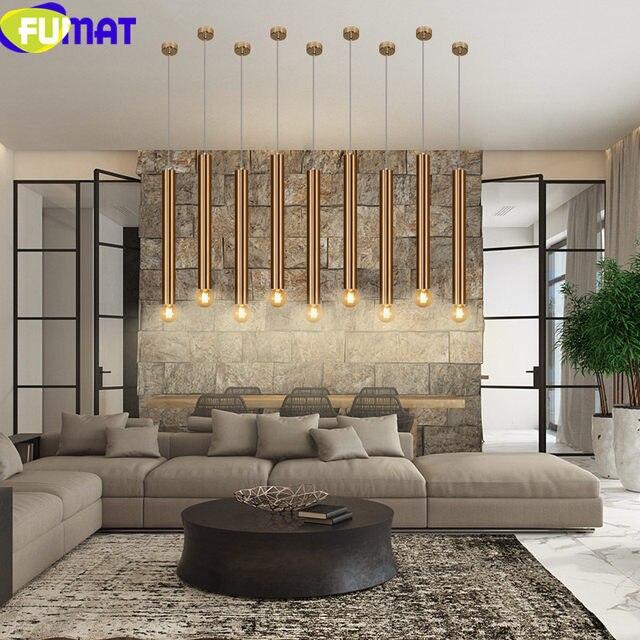 Online Shop Dinning Room Lighting Fixture Modern Kitchen Lamp Living - Gold kitchen light fixtures