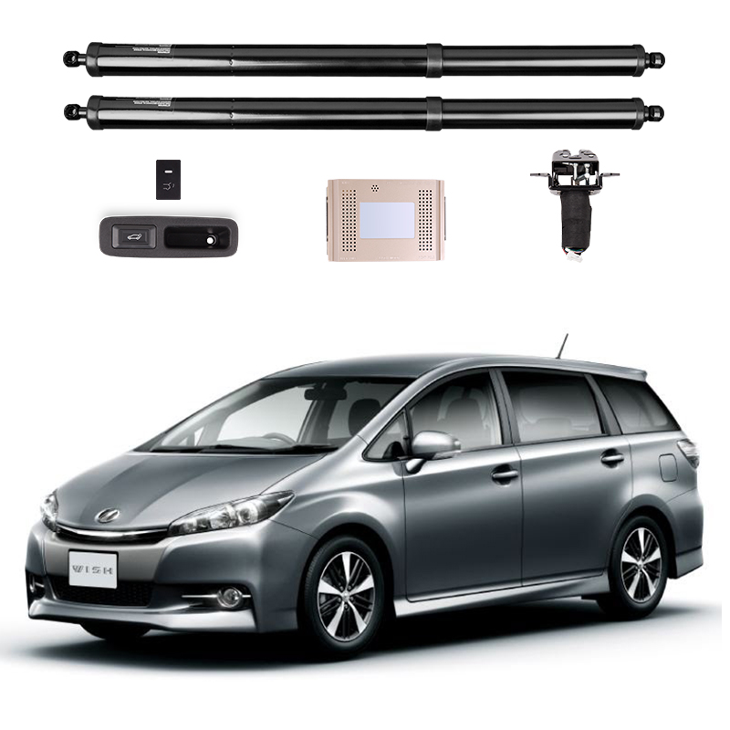 New For TOYOTA WISH Electric Tail Gate Refitted Leg Sensor Tailgate Car Modification Automatic Door Dedicated Button