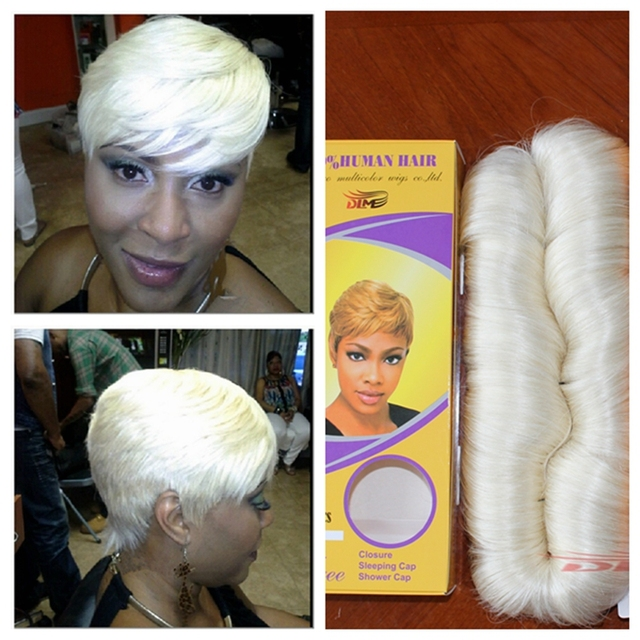 Dlm hair product 613 27 pieces short hair weave 2pslot real remy dlm hair product 613 27 pieces short hair weave 2pslot real remy human pmusecretfo Gallery