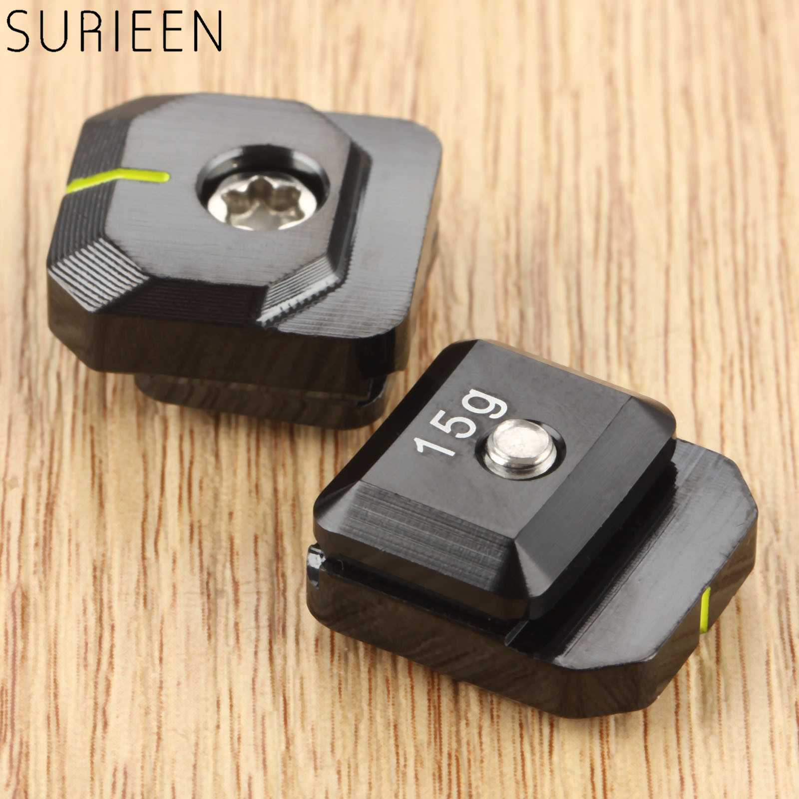 SURIEEN 1Pc Golf Weight With Screw