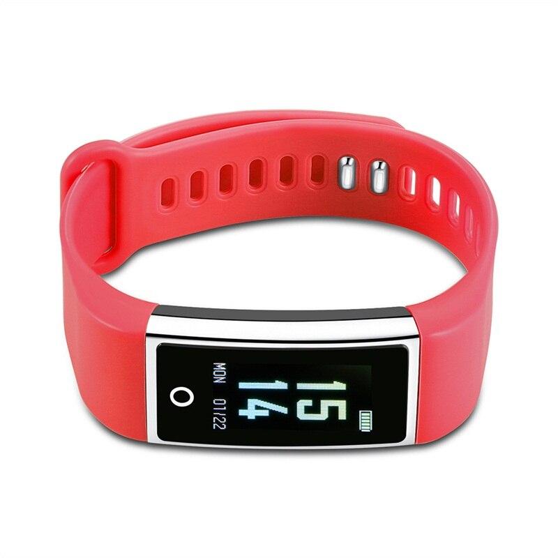 Smart Bracelet M18 Color Screen Blood Pressure Heart Rate Monitor