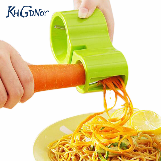 Quality ABS shredded device / multi-function screw grater / wheel sharpener / Home Supplies / Fruits tool/ Veggie Chopper