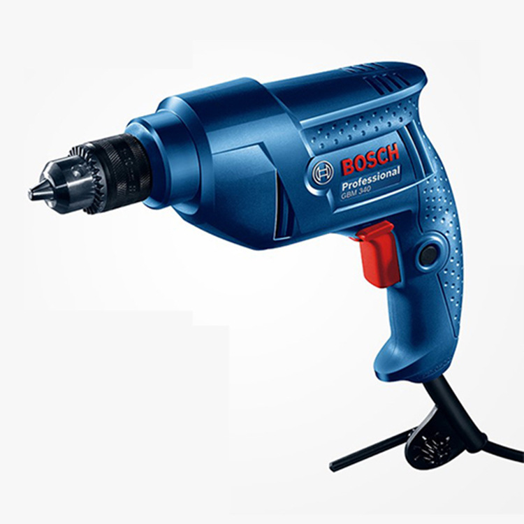 Bosch  Electric Drill  Electric Rotary Drill Tool  GBM340 Household Multi-functional Electric Screwdriver  Torch Drill