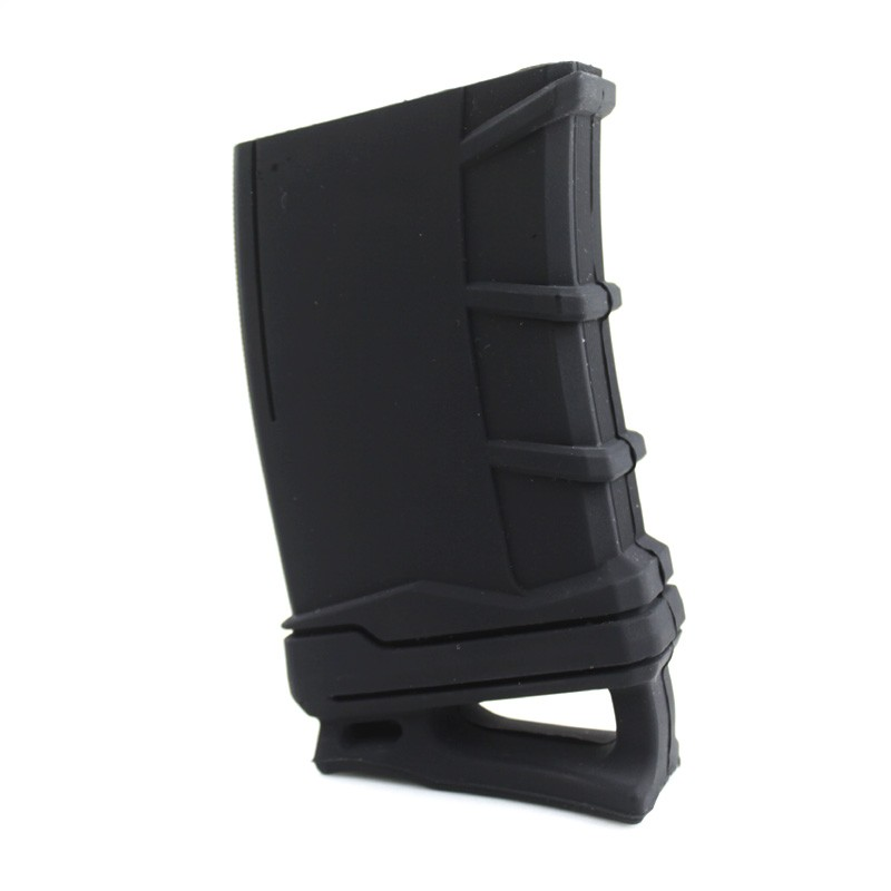 Image 4 - Tactical 5.56 NATO Magazine Pouch rubber holster for M4 / M16 Hunting Accessories-in Hunting Gun Accessories from Sports & Entertainment