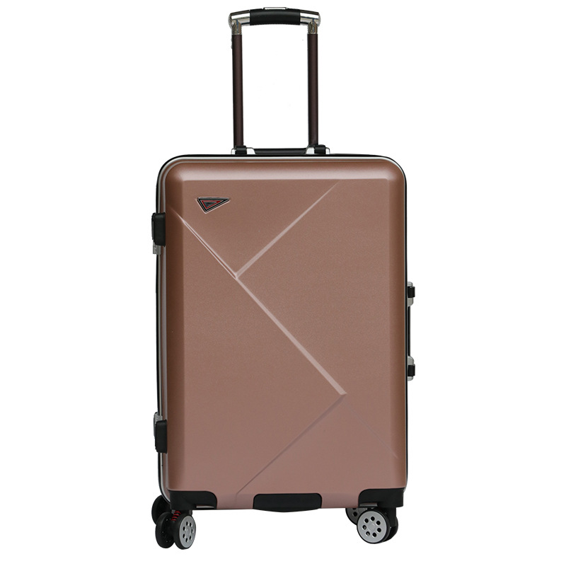 Punctual 20 Inch 24 Inch Rolling Luggage Suitcase Boarding Case Travel Luggage Case Spinner Cases Trolley Suitcase Wheeled Case Lgx01 Crazy Price Luggage & Bags Rolling Luggage