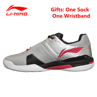 Li Ning Men S Professional Tennis Shoes Cushioning Breathable Stability Support Sneakers Sports Shoes Li Ning