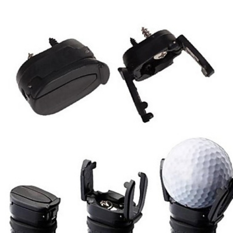 New Golf Ball Pick Up Back Saver Claw Put On Putter Grip Retriever Grabber Wholesales