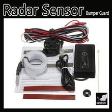 A Estrenar 12 V electromagnética coche Aparcamiento y Marcha Atrás Sensor de Radar de Copia de seguridad Guardia de Parachoques