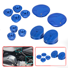 Cnc Motorfiets Frame Gat Cover Caps Frame Plug Kit Frame Voor R1200GS Lc R 1200GS Lc 2013 2020 R1250GS adventure R1250 Gs 019 Up
