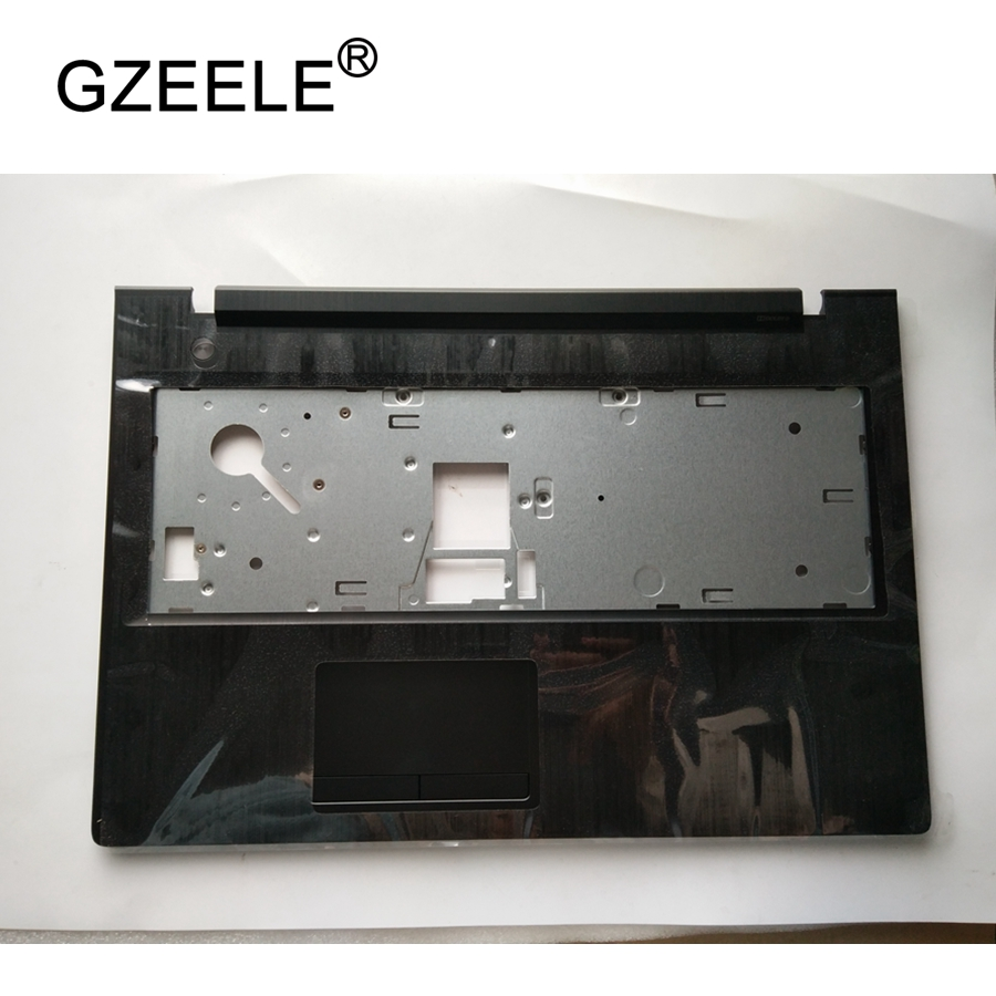 GZEELE NEW Top Cover Upper Case Palmrest for Lenovo Ideapad G50-70 Z50-40 G50-80 G50-30 G50-45 Z50-70 Z50-30 Z50-80 Z50-45 cover new lenovo g50 30 g50 45 g50 70 z50 30 z50 45 z50 70 g50 palmrest upper case ap0th000400 assembly