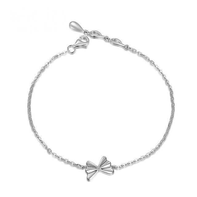 18K Gold Diamond Bracelet 0.03ct Natural Diamond Fine Wedding Jewelry Handmade Women Engagement Party 18cm